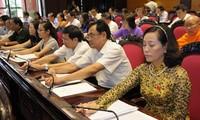 越南选民对国会关于东海问题的立场表示赞成