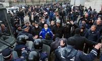 德法敦促俄斡旋乌克兰各方协议谈判