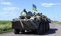 乌克兰军方:不会在军事行动中大规模轰炸居民点