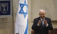 以色列新总统宣誓就职