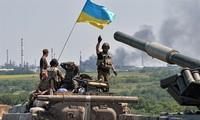 乌克兰:西部和中部官员遭袭