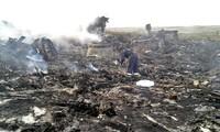 国际调查人员未能进入马航MH17坠机现场