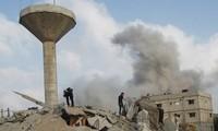 以色列总理称将继续在加沙的军事行动