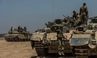 以色列和哈马斯同意停火72个小时
