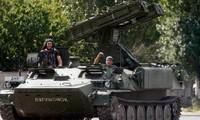 乌克兰政府军准备进攻顿涅茨克