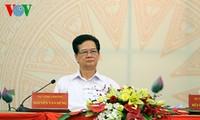 阮晋勇总理出席计划投资部门全国会议