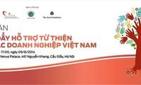 促进越南企业开展慈善活动