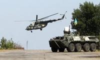 乌克兰政府军要求联邦化支持者投降