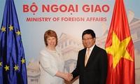 越南-欧盟将按进度早日完成《越欧自贸协定》谈判