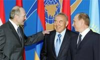 俄罗斯、白俄罗斯、哈萨克斯坦合作防范西方产品非法进口
