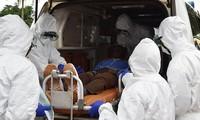 埃博拉疫情死亡病例超过1200个