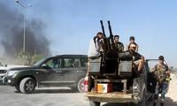 联合国对利比亚叛军进行制裁