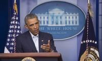 """美国总统宣布将彻底打垮 """"伊斯兰国"""""""