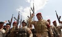 """美国承诺与伊拉克合作应对""""伊斯兰国"""""""