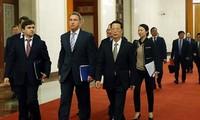 中俄同意加强相互投资