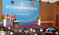 阮晋勇出席第12届东盟卫生部长会议