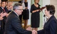 波兰总统正式批准新政府名单