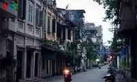 古街与河内市民的日常生活