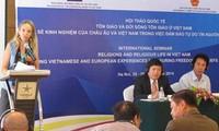 越南与欧盟互相借鉴保障宗教信仰自由经验