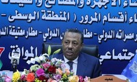 利比亚总理阿卜杜拉•塔米姆宣誓就职