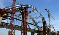 庆祝首都河内解放60周年多项工程正式落成