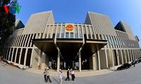 越南13届国会8次会议隆重开幕