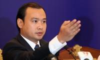 越南反对中国在长沙群岛十字礁上进行非法改造