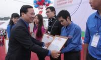 越南举行国际志愿者日响应活动
