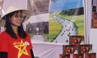 越南参加在印度举行的芭莎国际慈善义卖活动