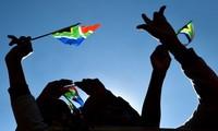 南非隆重举行种族和解20周年庆祝活动