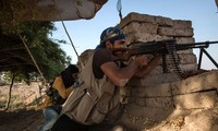 """伊拉克与土耳其就合作打击""""伊斯兰国""""组织达成协议"""