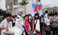 日本文化日活动正在清化市举行
