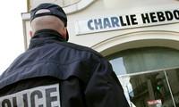 法国确定杂志社枪击案凶手身份