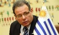 乌拉圭众议院议长开始对越南进行正式访问