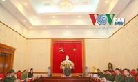 越南公安力量发挥综合力量维护乙未春节安全秩序