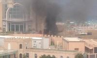 """""""伊斯兰国""""组织炸毁叙利亚一座基督教教堂"""