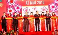 2015乙未春节农产品展在河内举行