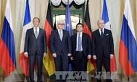 四方峰会及解决乌克兰东部危机的机会