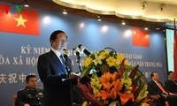越南驻中国大使馆举行2015乙未春节见面会
