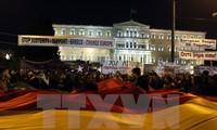 希腊正式向欧盟提出延长救助计划六个月的申请
