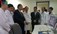越南医生节纪念活动在全国各地举行