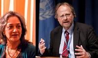 联合国特别报告员对越南在实施宗教自由权中取得的成就予以肯定