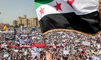 联合国呼吁各国为解决叙利亚冲突承担集体责任