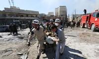 叙利亚冲突进入第五年