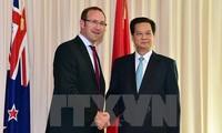 越南政府总理阮晋勇圆满结束对新西兰和澳大利亚的正式访问
