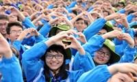 8万名大学生参加胡志明市的绿色夏天志愿者活动