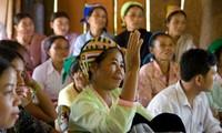 越南国会与实现促进两性平等千年发展目标