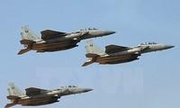 叙利亚政府军空袭叛军