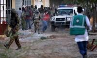 """美国建议帮助肯尼亚打击索马里""""青年党""""叛军"""