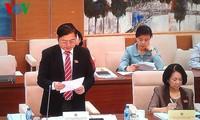 越南国会常务委员会第三十七次会议开幕